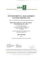 ISO14001:2004标准